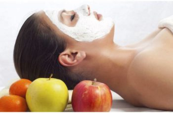 Apple beauty anti aging anti wrinkle solution